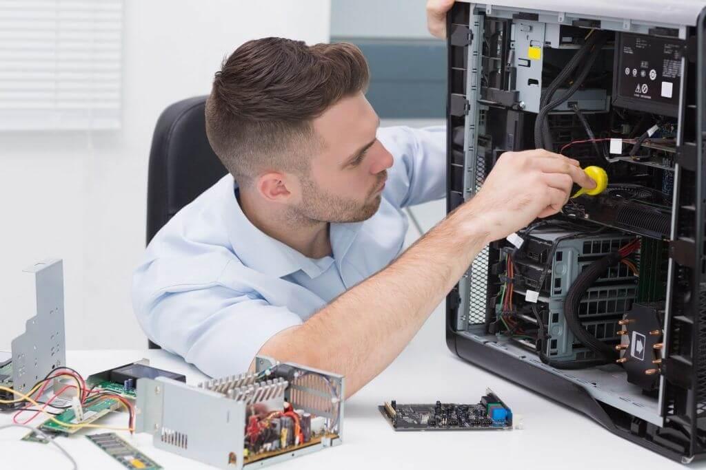 Ремонт процессора