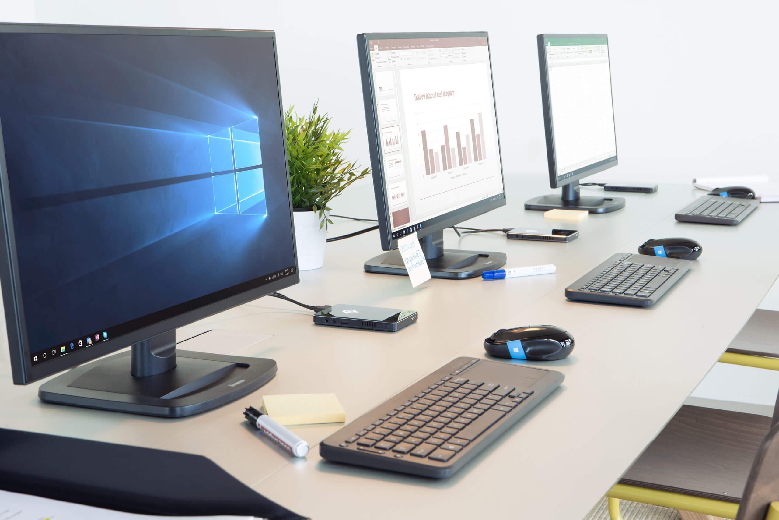 Настройка компьютеров