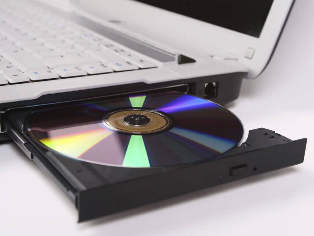 Ремонт DVD привода