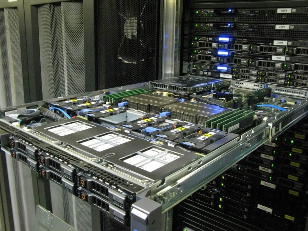 Замена сервера