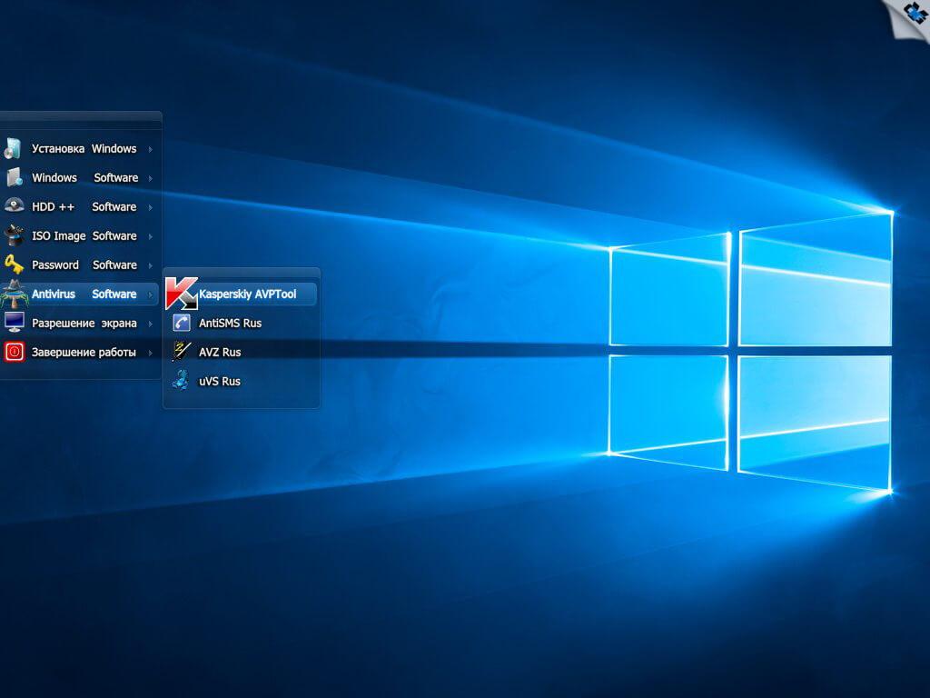 Установка операционной системы Windows на компьютер