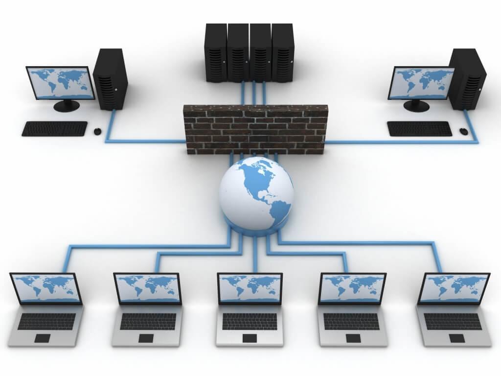 Локальная сеть на компьютере