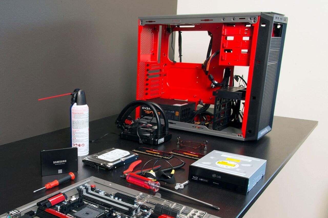 Настройка и отладка компьютера