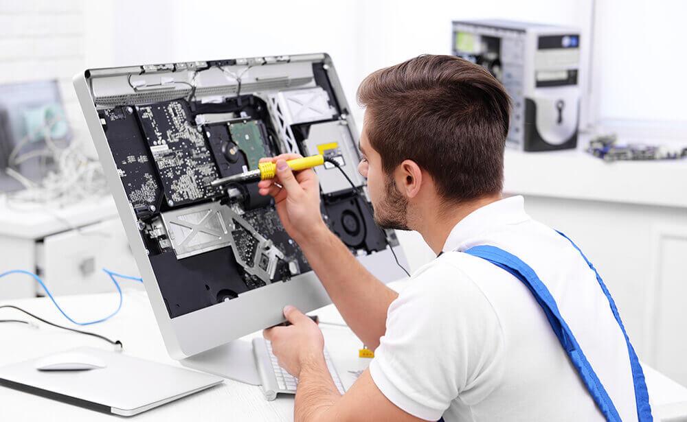 Общие принципы ремонта компьютерной техники